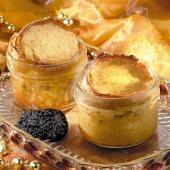 Le Lot de 2 Soufflés aux Éclats de Truffes Noires du Périgord (3% de truffes) - 2 bocaux 85 g