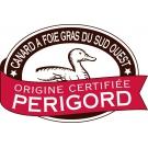 Le Lot de 2 Foies Gras de Canard Entiers du Périgord au Sel Rose de l'Himalaya et au Poivre Rouge de Pondichéry