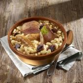 """Le Cassoulet Gourmand du Chef - Le """"Tout Canard du Périgord"""" - Bocal 960 g"""