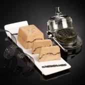 """Grains de Folie"", l'Ecrin de Foie Gras de Canard Entier du Périgord et de Caviar - Barquette de 180 g"