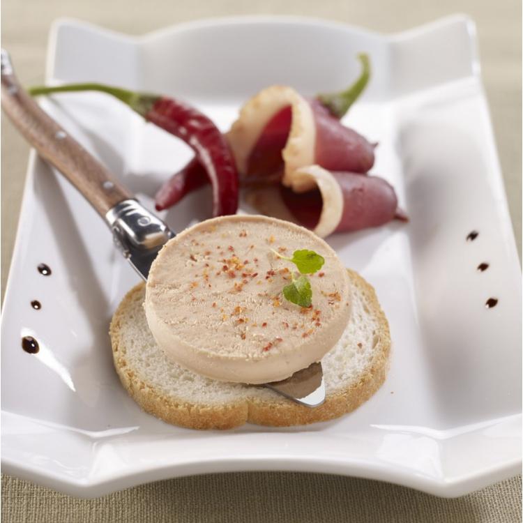 quot so quot toasts mon d 233 sir au foie gras magret fum 233 et piment