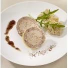 Le Médaillon de Foie de Canard (Noyau 50% de Foie Gras)