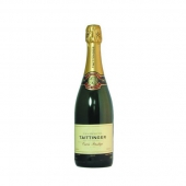 """Champagne Brut """"Taittinger"""" La bouteille de 75 cl"""