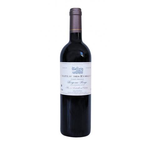 """Bergerac Rouge """"Château des Eyssards"""" Cuvée Prestige 2011"""