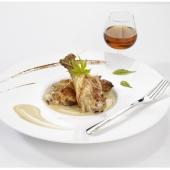 Le Lot de 3 Mijotées de Manchons de Canard Sauce Foie Gras et Fine Champagne
