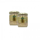 Le Lot de 2 Mijotées de Manchons de Canard Sauce Foie Gras et Fine Champagne