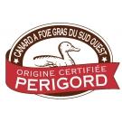 Le Foie Gras de Canard Entier du Périgord en Habit de Truffes Noires du Périgord (10% de Brisures de Truffes Noires)