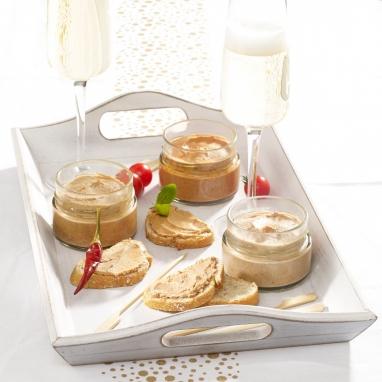 Les TartinObles - La Crème Apéritive au Foie de Canard à la Tomate et au Basilic (20% de foie gras)