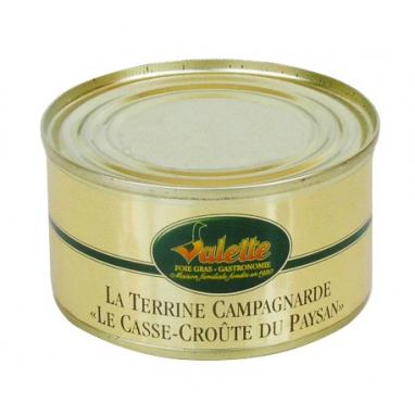 "La Terrine Campagnarde ""Casse-Croûte du Paysan"""
