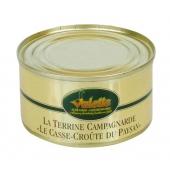 "La Terrine Campagnarde ""Casse-Croûte du Paysan"" - boîte 130 g"
