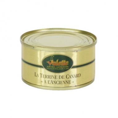 La Terrine de Canard à l'Ancienne