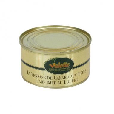 La Terrine de Canard aux Figues Parfumée au Loupiac