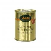 """""""Le Valentré"""" Paté au Foie d'Oie (25% de Foie Gras) - boîte 130 g"""