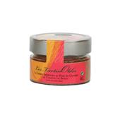 Les TartinObles - La Crème Apéritive au Foie de Canard à la Tomate et au Basilic (20% de foie gras) - Bocal 90 g