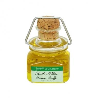 L'Huile d'Olive et Truffe d'Eté (Tuber Aestivum)