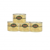Le Lot de 4 Cassoulets au Confit de Canard et à la Saucisse de Toulouse 420 g