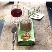 Terrine de Canard et son Infusion de Vin Rouge aux Epices Douces - bocal 90 g