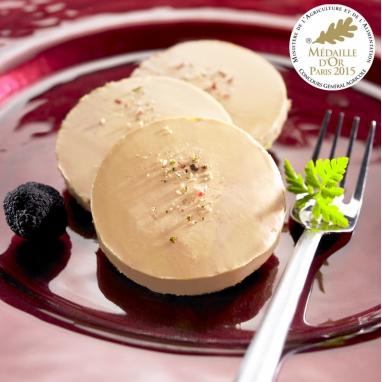 Le Foie Gras de Canard Entier du Périgord Tradition