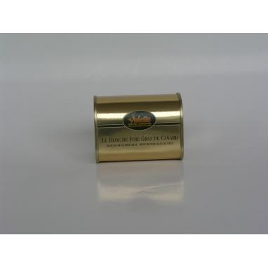 Le lot de 2 Blocs de Foie Gras de Canard - 2 boîtes de 210 g