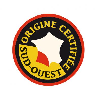Foie Gras de Canard Entier du Sud-Ouest poché au piment d'Espelette - Coque 230 g