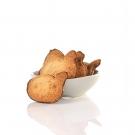 Le Lot de 2 sachets de biscuits canard enrobés de chocolat - 50 g