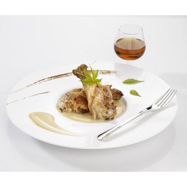 Le Lot de 3 Bocaux de Mijotées de Manchons de canard Sauce au Foie Gras et Fine Champagne 350 g