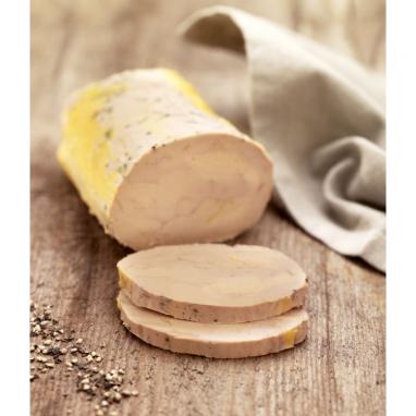Le Foie Gras de Canard Entier du Sud-Ouest au Piment d'Espelette 200g + Foie Gras de Canard entier du Sud-Ouest 200 g