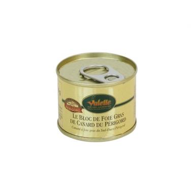 Le Lot de 3 Blocs de Foie Gras de Canard du Sud-Ouest 100 g