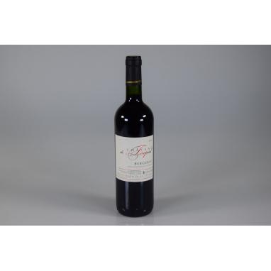 """Bergerac Rouge """"Château Tirepial"""" La bouteille de 75 cl"""