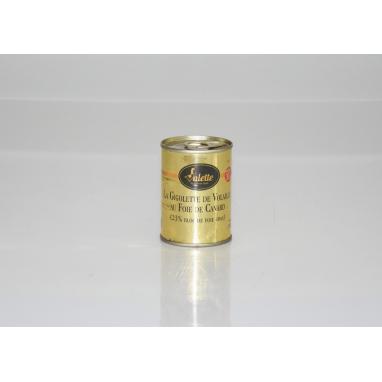 La Gigolette de Volaille au Foie de Canard (20% de foie gras)