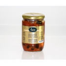 Petite Volaille et sa Concasée de Tomates aux Olives Noires