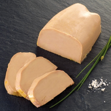 "Le Lobe de Foie Gras de Canard Entier du Périgord ""Le Foie Gras du Chef"""