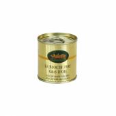 Le lot de 2 Blocs de Foie Gras d'Oie - 100 g + 1 OFFERTE