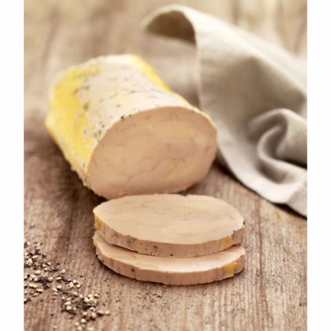 """L'Assortiment de 2 Lobes de Foie Gras de Canard Entiers du Sud-Ouest """"Cuisson Douce"""" 200 g"""