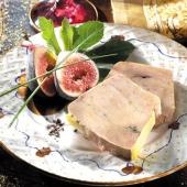 Le Foie Gras de Canard Entier du Périgord Mariné au Ratafia et au Poivre de Sarawak - Barquette 420 g - Mi-cuit