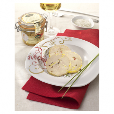 """Le Foie Gras de Canard Entier du Périgord """"Recette à l'Ancienne"""" - Le bocal de 550 g"""