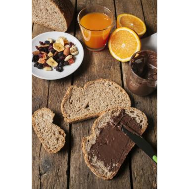 Pâte à Tartiner Chocolat Lait et Noisettes 100 g