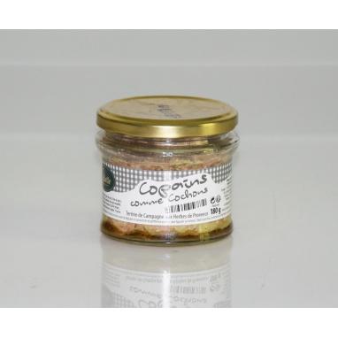 """""""Copains comme Cochons"""" Terrine Campagnarde aux Herbes de Provence"""