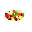 """Le Lot de 4 """"Salade de Fruits Vanille"""" 85 g"""