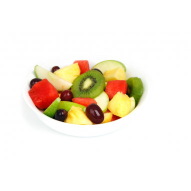 "Le Lot de 4 ""Salade de Fruits Vanille"" 85 g"