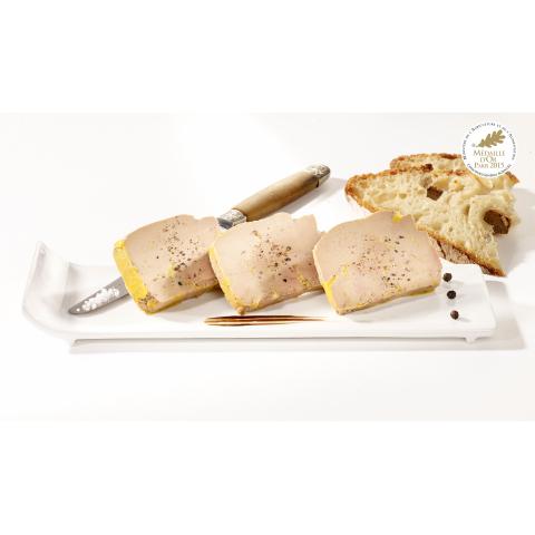 Le Foie Gras de Canard Entier du Périgord « Recette à l'Ancienne »