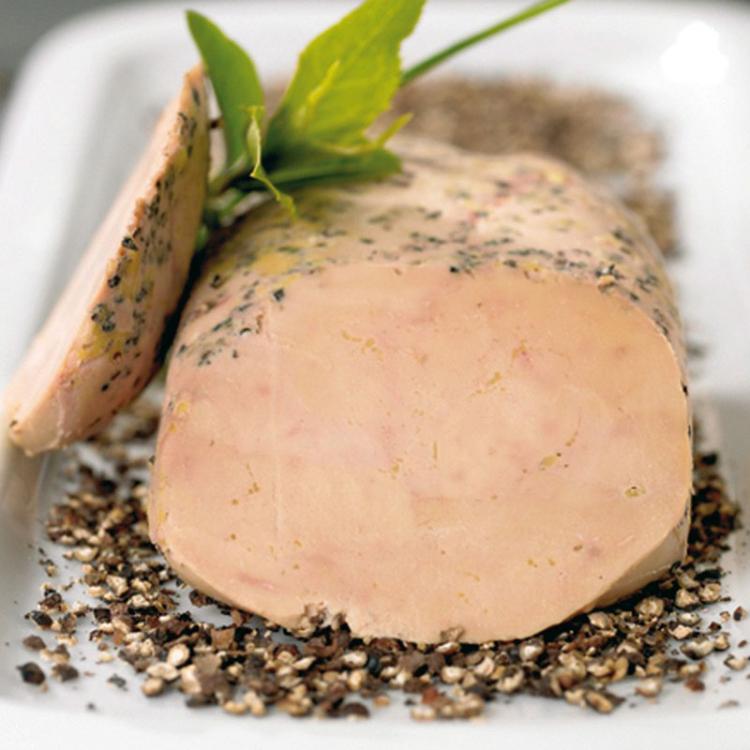 foie gras entier
