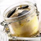 """Le Foie Foie Gras d'oie Entier du Périgord à la Truffe Noire du Périgord 5 % """"Recette à l'Ancienne"""""""