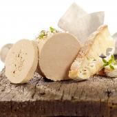 Le Lot de 2 : Le Blocs de Foie Gras de Canard 130 g + 1 Confit d'Emincés d'Oignons Monbazillac 90 g