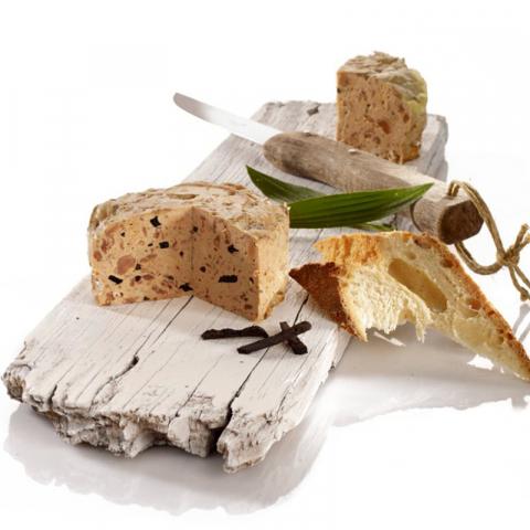 """""""Le Pastignac"""" Pâté au Foie de Canard à la Truffe Noire du Périgord (50 % de Foie Gras)"""