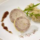 Le Médaillon de Foie de Canard (Noyau 50 % de Bloc de Foie Gras)