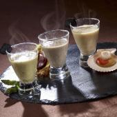 La Crème d'Asperges Vertes à la Truffe de la Saint Jean (1.5% de Truffes Tuber Aestivum) - Bouteille 480 g