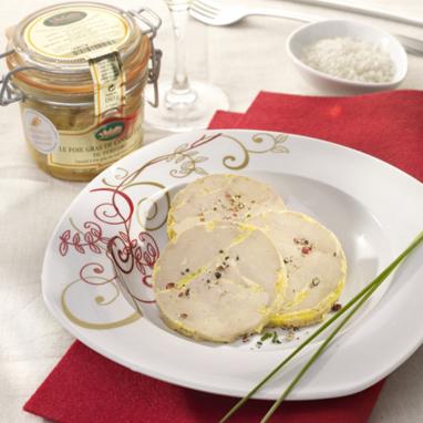 """Le Foie Gras de Canard Entier du Sud-Ouest """"Recette à l'Ancienne"""" Conserve"""