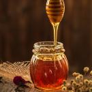 Miel toutes Fleurs + 1 Cuillère à Miel OFFERTE - Le Bocal de 250 g
