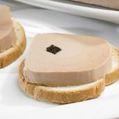 Le Bloc de Foie Gras de Canard du Périgord Truffé 3 %